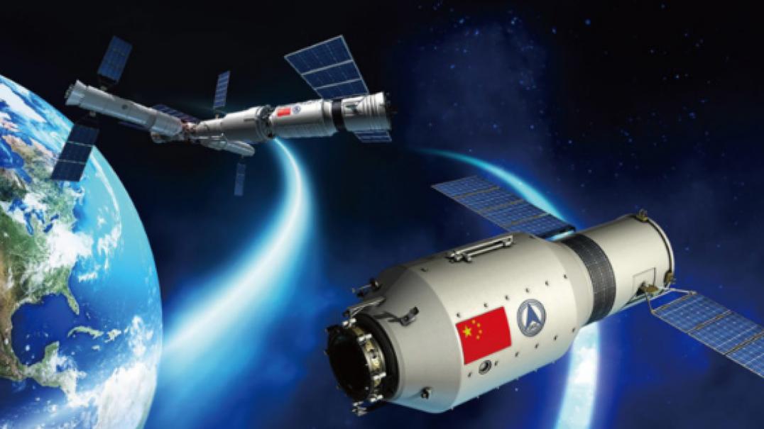 Estação especial chinesa Tiangong-2 chegou ao fim da missão