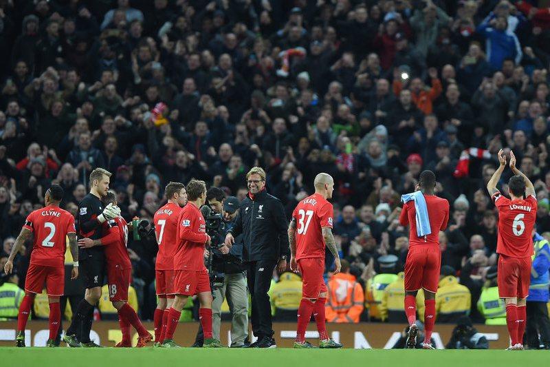 Liverpool admite rever preço dos bilhetes em Anfield