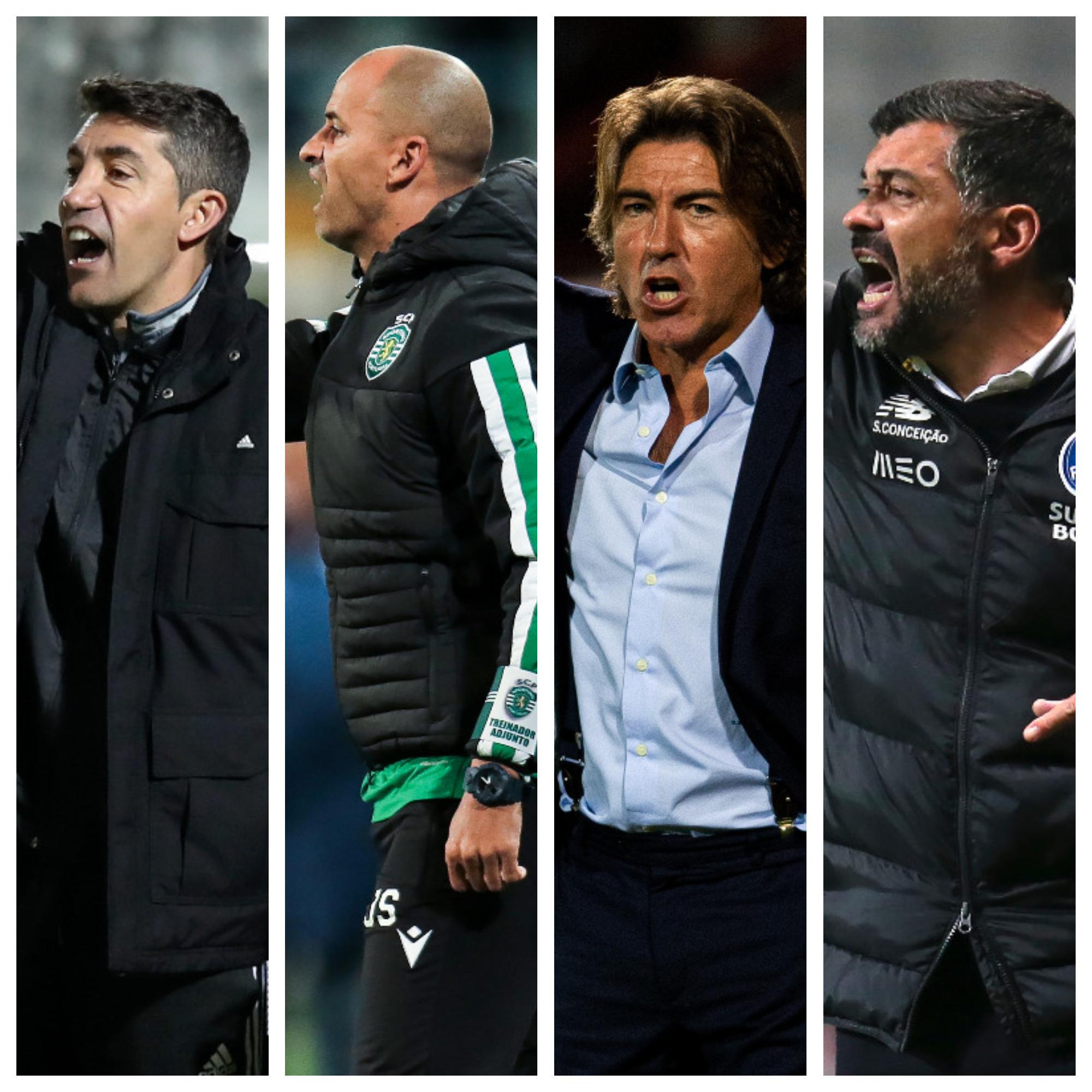 Treinadores portugueses mandam nas provas europeias: vão ser 9 nos sorteios de segunda-feira