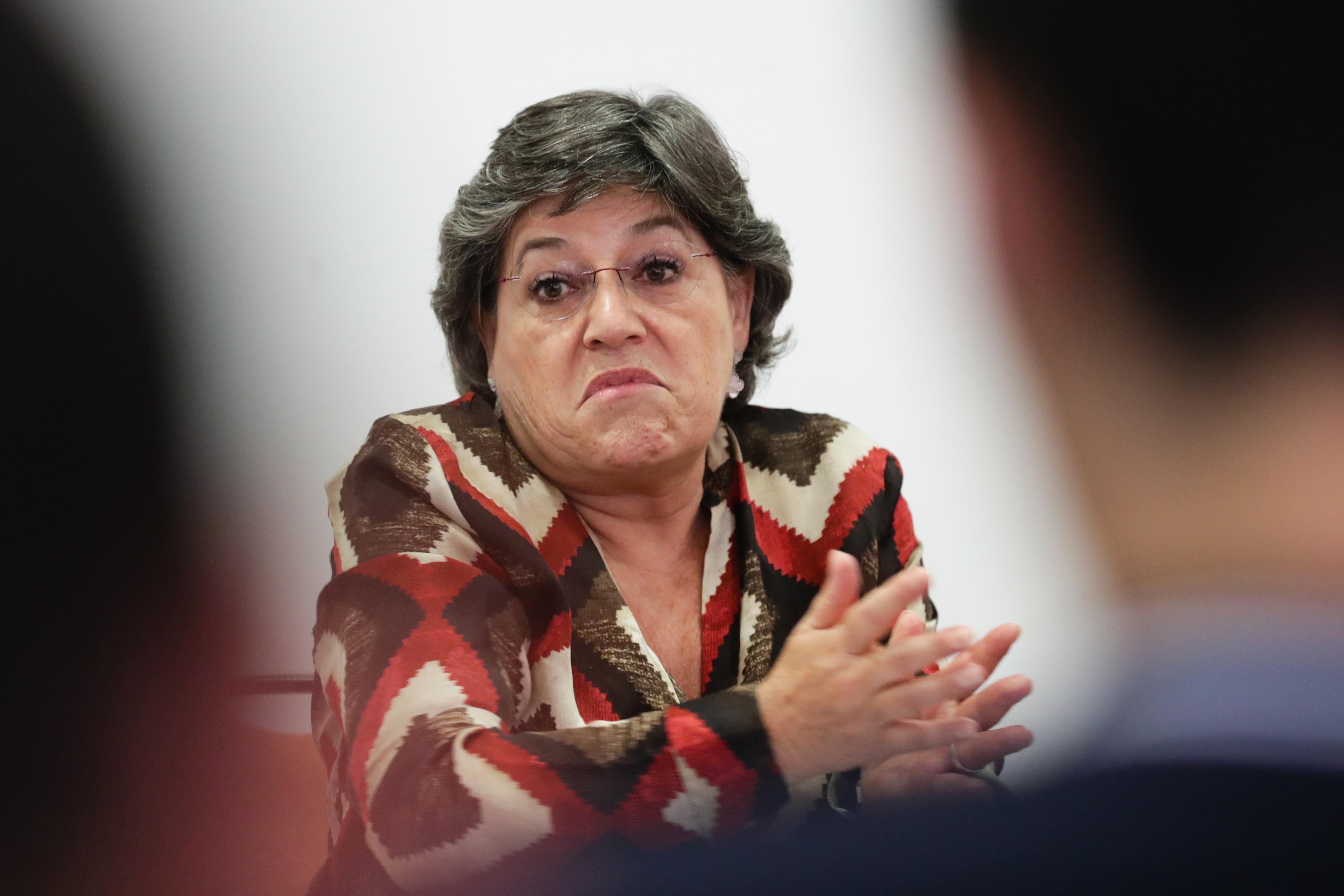 "Ana Gomes diz que Isabel dos Santos ""lava que se farta"" através de endividamento"