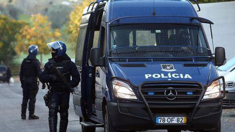 Gaia. Mega-operação da PSP contra tráfico e posse de armas faz 23 detidos