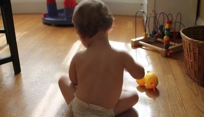 Brincadeiras ativas: dos 12 aos 15 meses