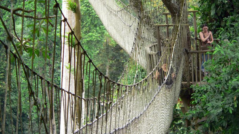 As pontes mais assustadoras do mundo