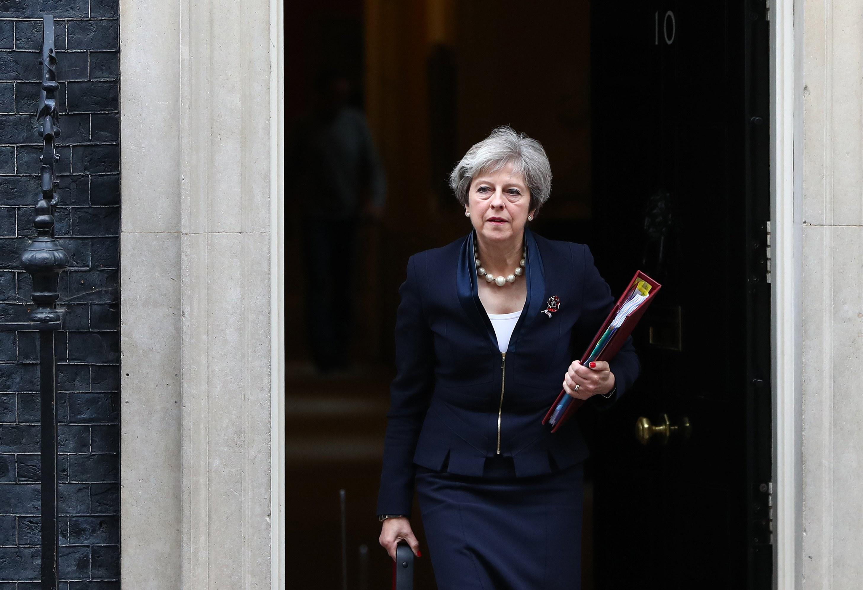 Novo revés para May. Acordo final sobre o Brexit terá de ter o 'ok' do Parlamento