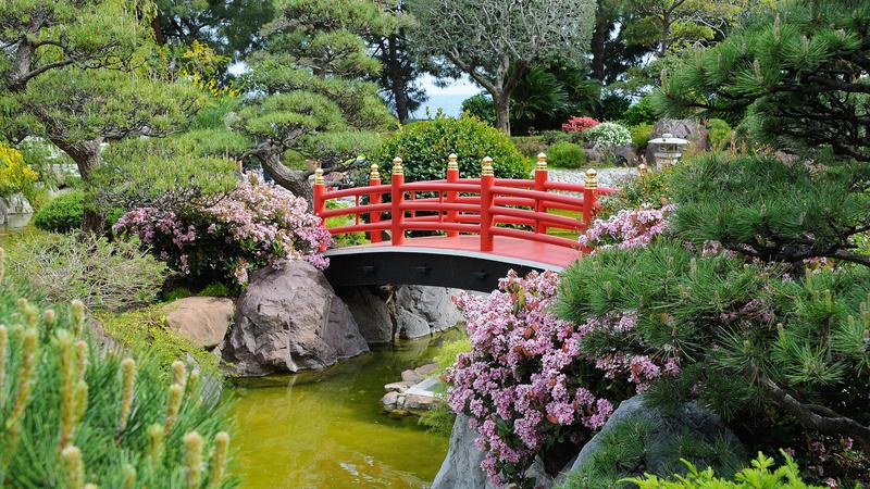 Jardins japoneses. Conheça as regras que ditam a sua construção e tente replicá-las no seu