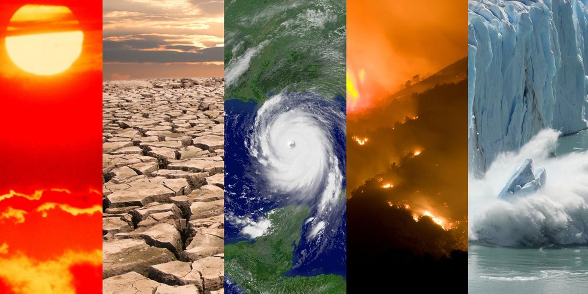 NASA: 2017 foi o segundo ano mais quente da história
