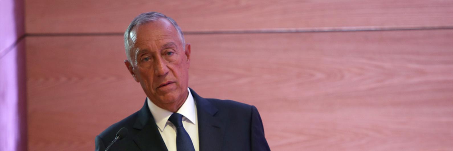 """Marcelo diz que sistema bancário não deve ser contaminado por """"querelas táticas"""""""