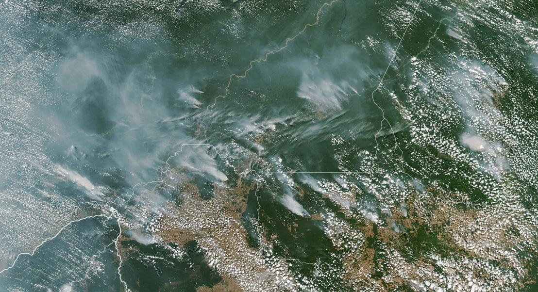 Amazónia. Bolsonaro autoriza recurso às Forças Armadas para combater incêndios