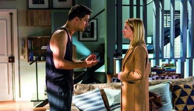 Esta semana em 'A Teia', Lara recusa casar-se com Simão