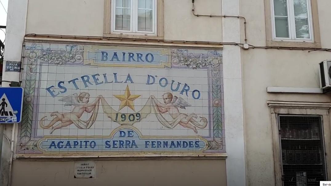 Histórias do bairro Estrella d'Ouro, em Lisboa, pela voz de uma das suas habitantes