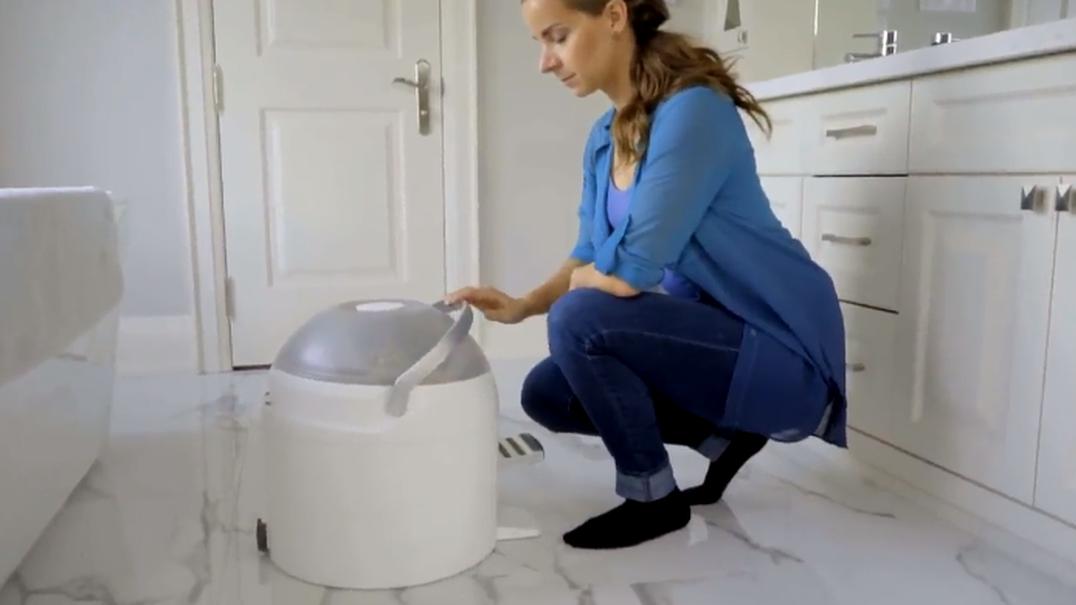 Nova máquina lava roupa em cinco minutos… e sem energia eléctrica