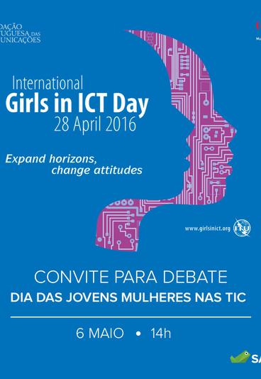 Dia das jovens mulheres nas TIC 2016