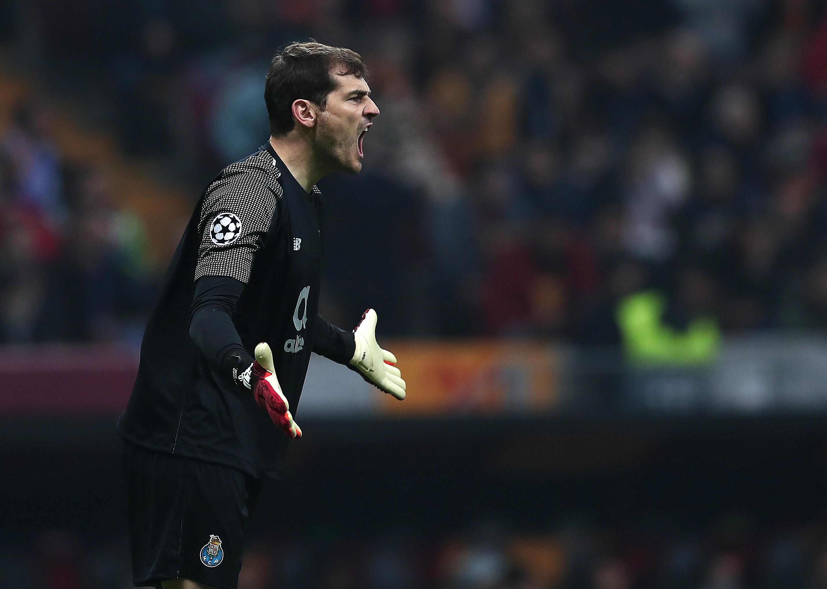 Casillas pode estar de regresso a Espanha já em março, revela Cadena SER