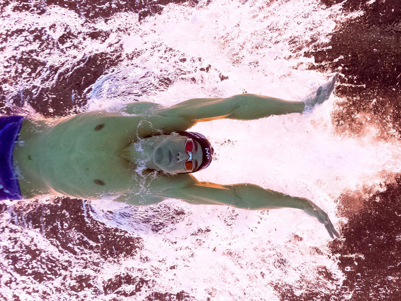 Phelps ganha 22ª medalha de ouro