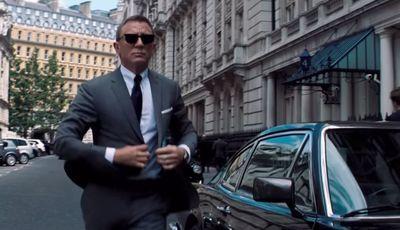 """""""007: Sem Tempo para Morrer"""": já há trailer do último filme de Daniel Craig como James Bond"""