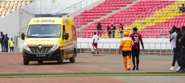 Futebol/Angola: Ary Papel e Ibukun desfalcam 1.º de Agosto frente ao KMKM FC da Tanzânia
