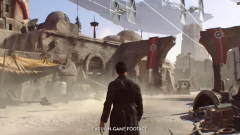 Electronic Arts cancela desenvolvimento de Star Wars em versão open world
