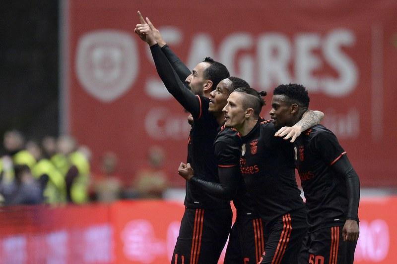 Benfica absolvido pelo Conselho de Disciplina pelos incidentes em Braga