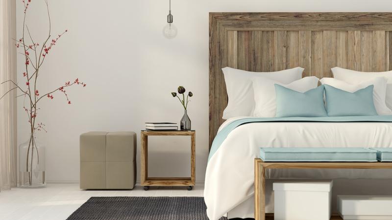 Sugestões de decoração para quartos. Ideias e inspirações que vêm dos quatro cantos do mundo