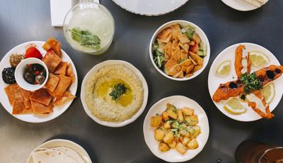 Restaurante Mezze: Há novos sabores do Médio Oriente em Lisboa