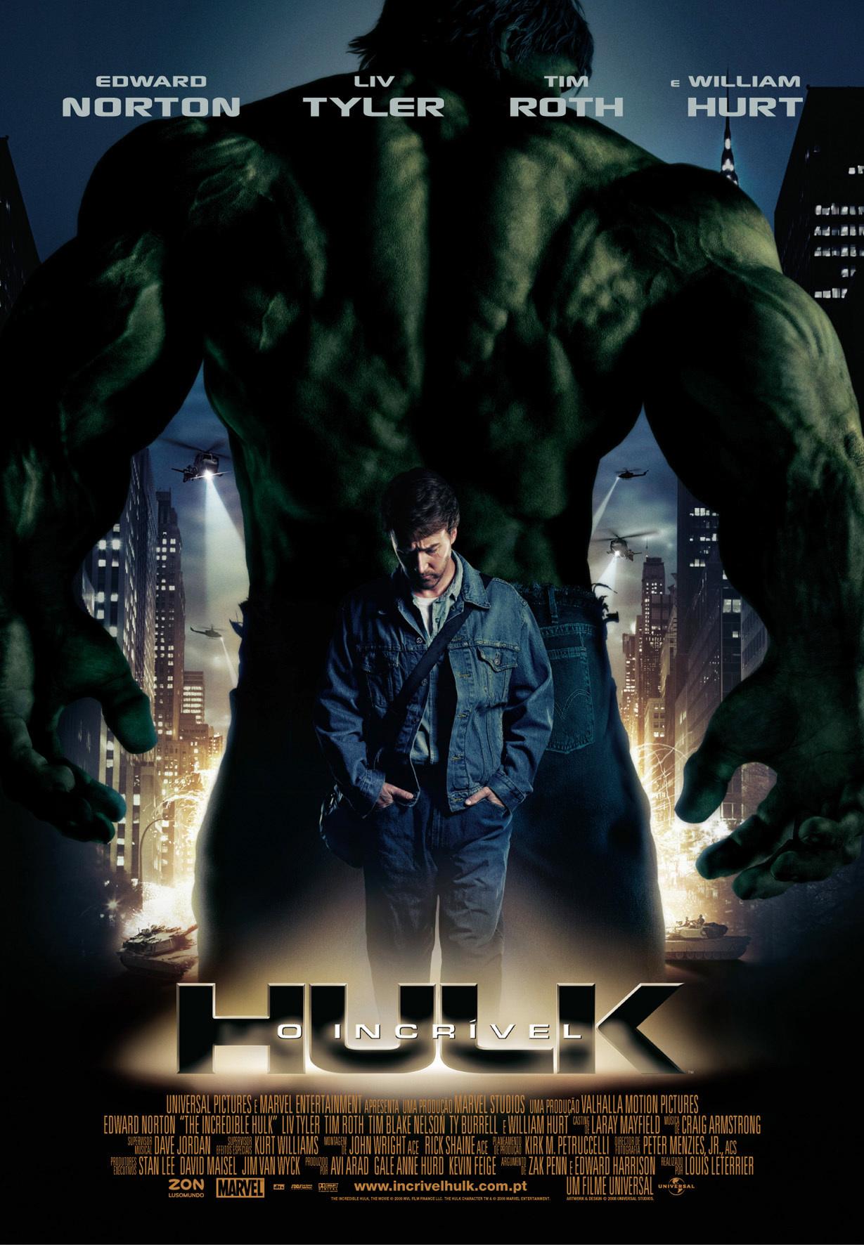 Incrivel Hulck Complete o incrível hulk - sapo mag