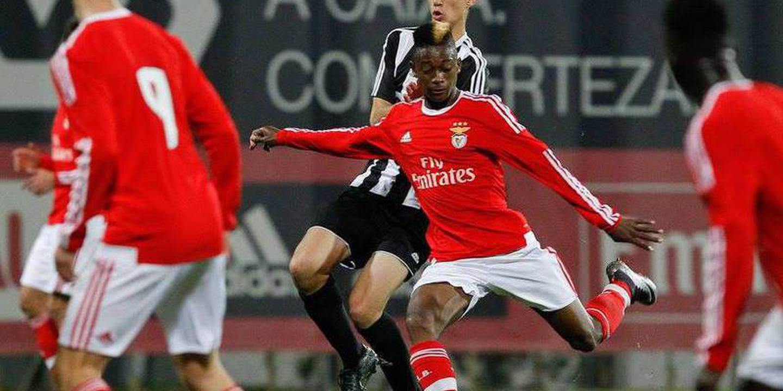 Benfica: Inter de Milão atento aos jovens talentos do Seixal