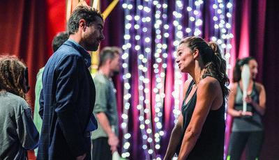 Em breve em 'Alma e Coração': Gonçalo seduz Diana