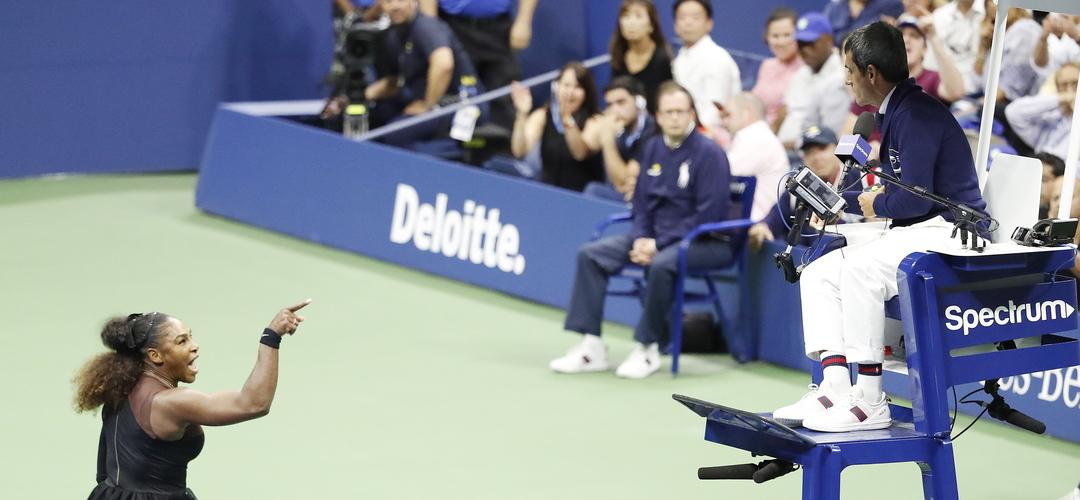 Oficial: Carlos Ramos não vai arbitrar jogos de Serena Williams no US Open