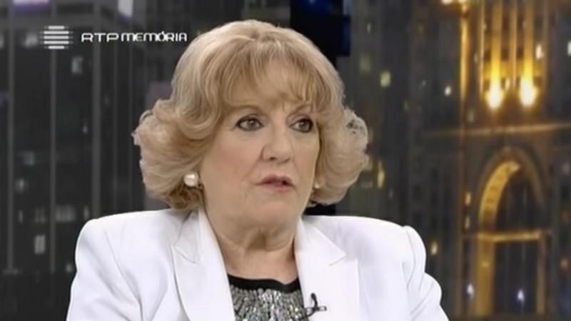 Morreu Isabel Wolmar, antiga apresentadora da RTP