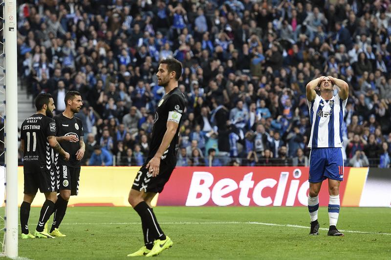 """Casillas e o antijogo do Setúbal: """"Federação tem de estudar este tipo de casos"""""""