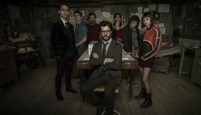 """""""El embarcadero"""": a nova série dos criadores de """"La Casa de Papel"""" com o """"Professor"""""""