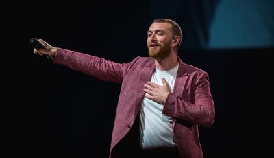 Sam Smith na Altice Arena: todos os amores numa só voz