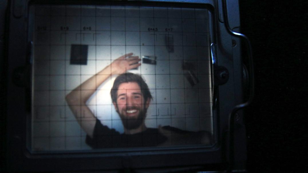 """Com técnica do século XIX, Ivan dá vida às """"selfies"""" para lá do Facebook"""