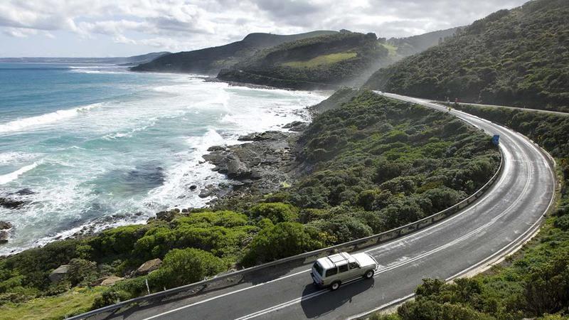 Perca-se nas estradas costeiras mais deslumbrantes