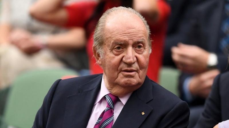 Rei Juan Carlos assinala um ano desde que se afastou da vida pública
