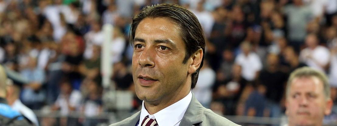 """Rui Costa: """"Estar à frente do campeonato é o grande objetivo da época"""""""
