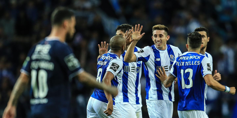 FC Porto entra em ação esta sexta. Benfica no dia seguinte