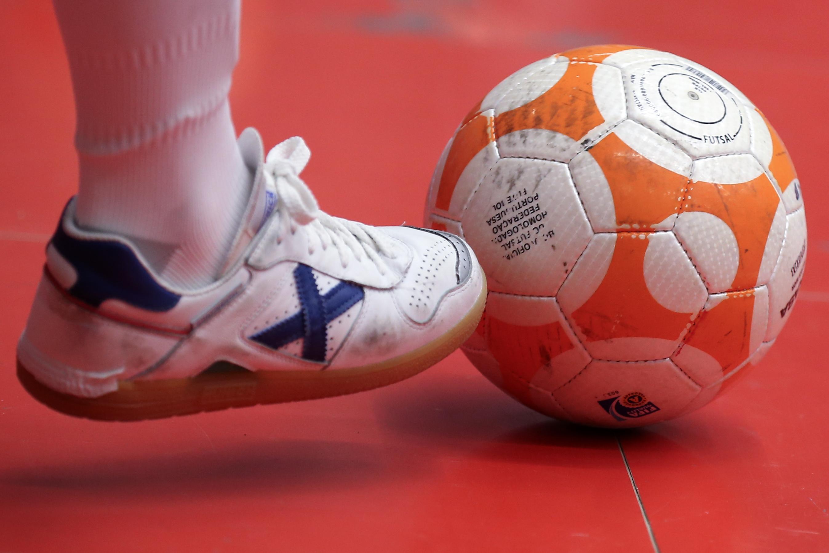 Rússia vence Ucrânia nos penáltis e fica com o 'bronze' no Europeu feminino de futsal