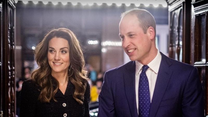É assim que William e Kate trabalham em casa