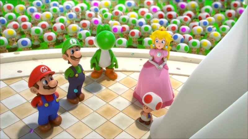 Análise Mario + Rabids Kingdom Battle (Nintendo Switch)