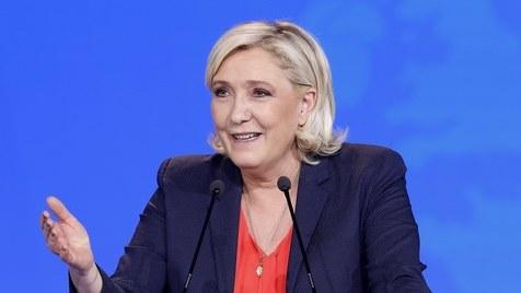 Marine Le Pen na Web Summit: um caso extremo de falta de senso