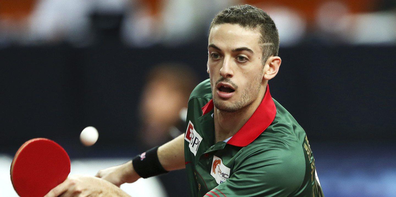 Marcos Freitas eliminado na Taça do Mundo de ténis de mesa