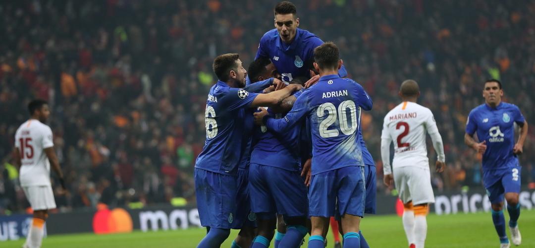 Liga dos Campeões: FC Porto vence na Turquia e atinge marca histórica dos 16 pontos