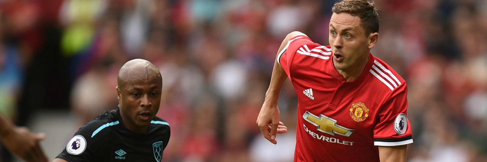 """Matic: """"Não é fácil trabalhar com Mourinho, mas ele é o melhor"""""""