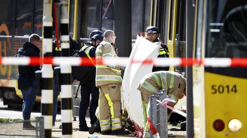 Holanda: Pelo menos três mortos e cinco feridos no tiroteio em Utrecht. Suspeito já foi detido