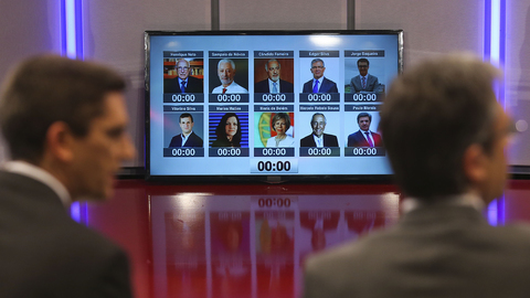 O que aproxima e afasta os principais candidatos às presidenciais