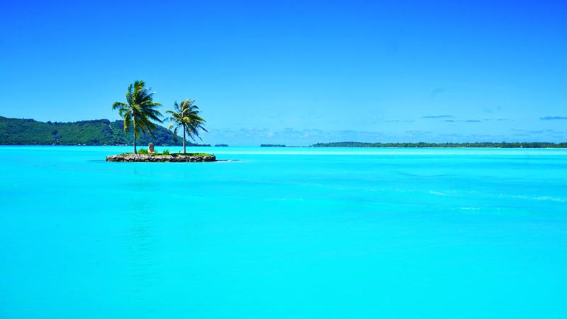 O paraíso existe? Sim, está em Bora Bora