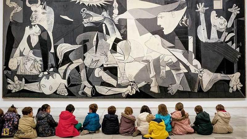 Picasso: Intenso, Provocador, Perturbador, Cativante e Genial
