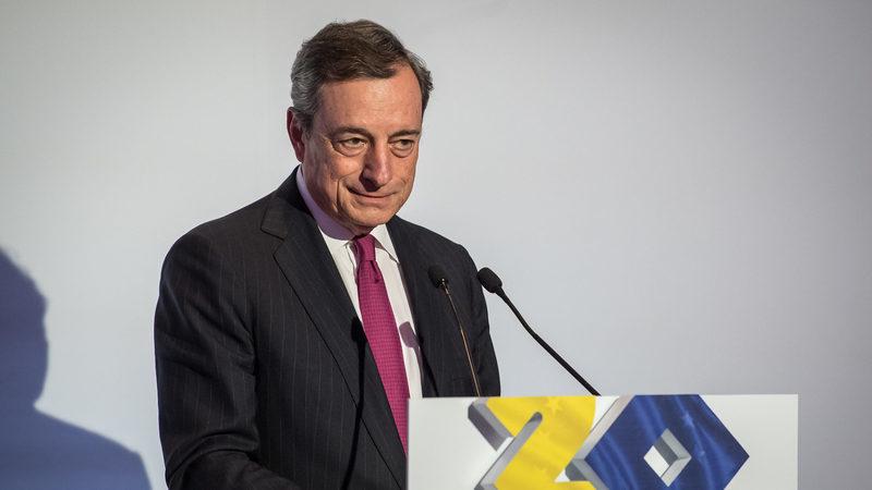 O dia em que Draghi voltou a ser Super Mario
