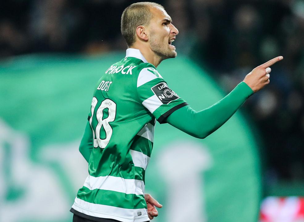 Sporting 4-1 Desportivo Aves: 'Leão' entrou a sofrer mas acabou a golear